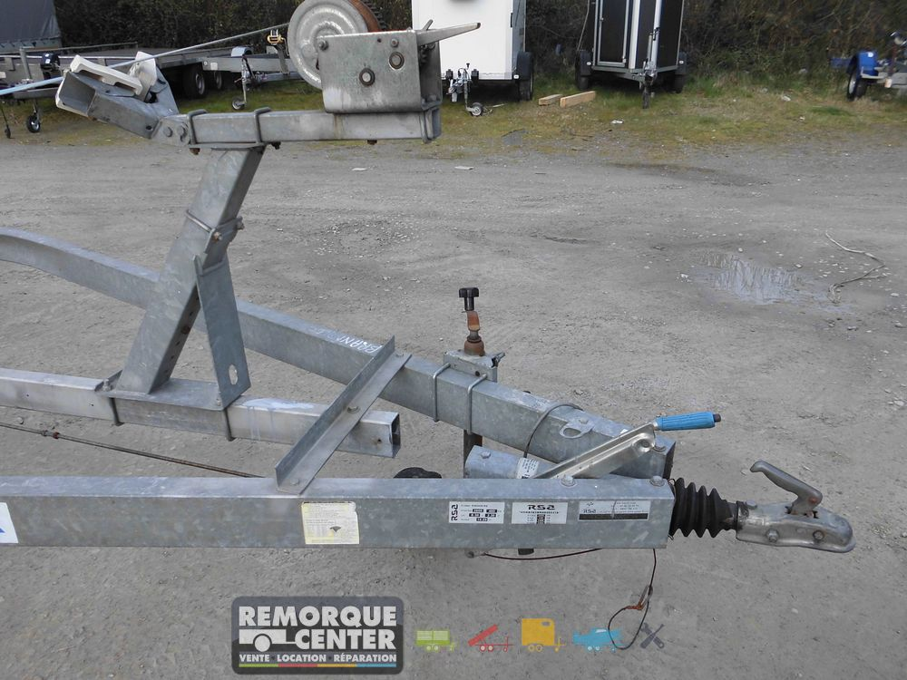depot vente remorque porte bateau multi rouleaux rsa ptac 2800 kg cu 2320 kg satellite. Black Bedroom Furniture Sets. Home Design Ideas